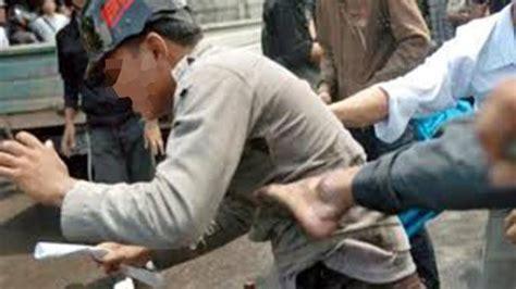 Celana Ibu Yogyakarta tertangkap curi celana dalam ibu ibu di jemuran pria ini malah menantang warga halaman 2