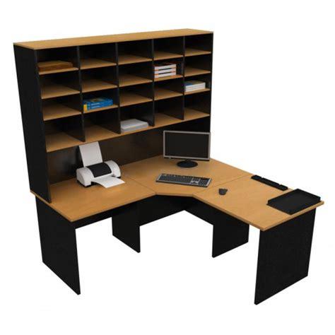 corner office desk for sale corner office desk pigeon hutch for sale australia