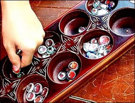 Mainan Congklak Karakter Mari Peduli Akan Permainan Tradisional Indonesia