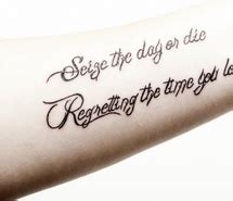 seize the day tattoo designs seize the day images on favim