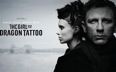 girl with dragon tattoo movie the with the 2011 images the