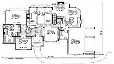 the lofts at normandy floor plans the normandy house plan home design and style