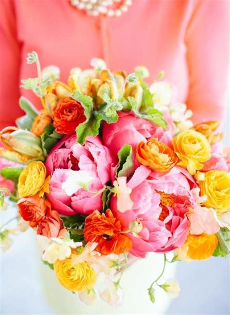 peonies and orange blossoms designing 1000 images about flowers on floral arrangements tree peony and pink peonies