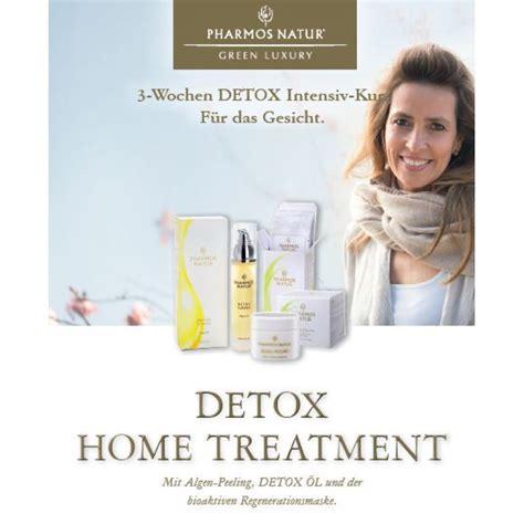 Detox Treatment At Home by Pharmos Natur Detox Home