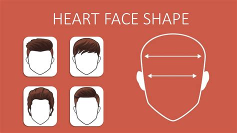 heart shape face men hairstyles for men according to face shape face shape