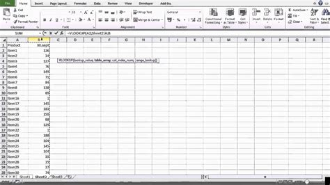 vlookup tutorial 2 sheets how to compare 2 big sheets with vlookup excel 2010 youtube