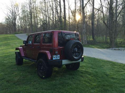 modified 4 door jeep wrangler 2012 jeep wrangler lifted modified unlimited 4 door
