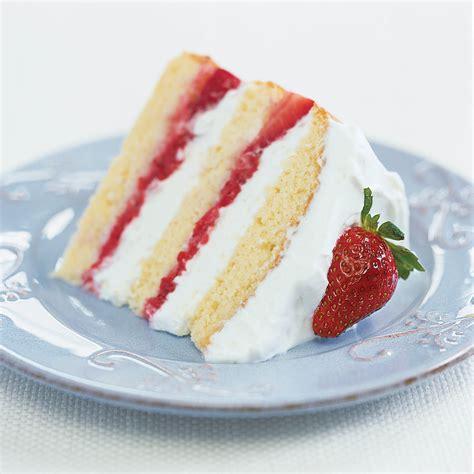 strawberry cake strawberry cake america s test kitchen
