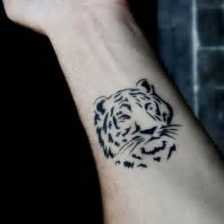 tatouage tattoo t 234 te de tigre d 233 taill 233 e temporary