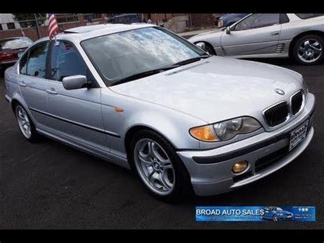 2002 BMW 3 Series 330i M Sport Sedan   YouTube