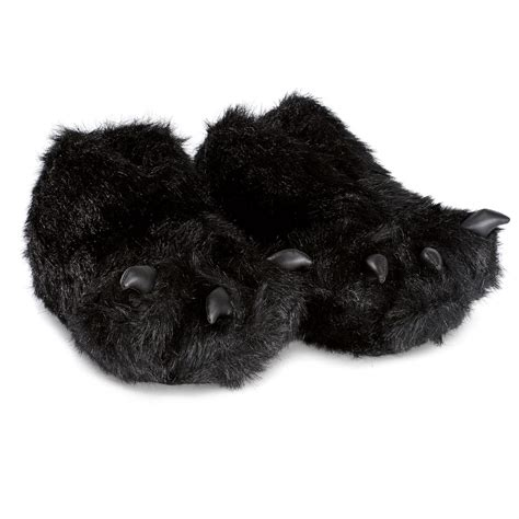 slippers with claws paws slippers with claws size 39 40 41 buy now at