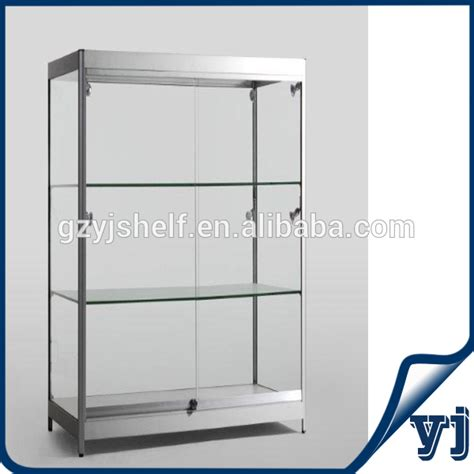 lockable glass display cabinet showcase lockable glass display cabinet cabinets matttroy