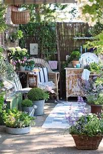 outdoor patio decor 17 shabby chic garden for romantic feel house design and