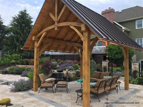 pavillon pavillion wooden pavilions timber frame pavilions homestead