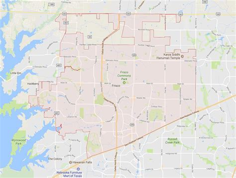 frisco texas map homes for sale in frisco tx neighborhood real estate guide
