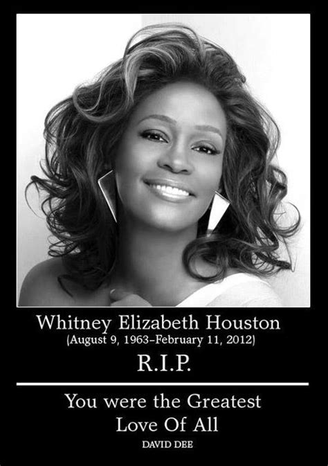 imagenes de i will always love you descansa en paz whitney houston zadith mi web