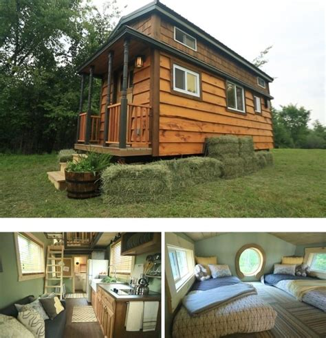 Top 5 Tiny Houses You Can Probably Live In Fyi Tiny House Nation