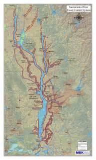 sacramento river flood project center for
