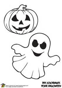 Coloriage Fantome Et Citrouille Sur Hugolescargot Com Coloriage De Coloriage Halloween Monstres Fantome Peur L