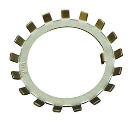 Bearing Lock Nut An 05 Asb w06 1 193 quot id x 1 922 quot od x 0 040 quot thk bearing lock washer fastenal