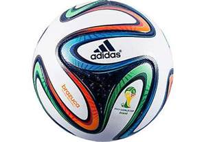 ballons adidas coupe du monde en photos
