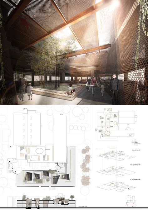 home design competition shows gallery of competition asks young architects to transform abandoned factory into cultural center