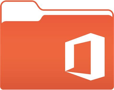 office desk icon microsoft office 2016 folder icon by muhammadm95 on deviantart