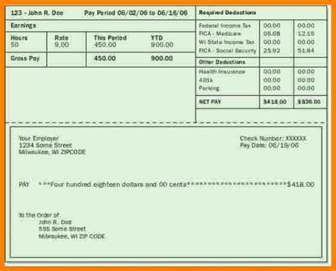 fake pay stub generator fake pay stubs