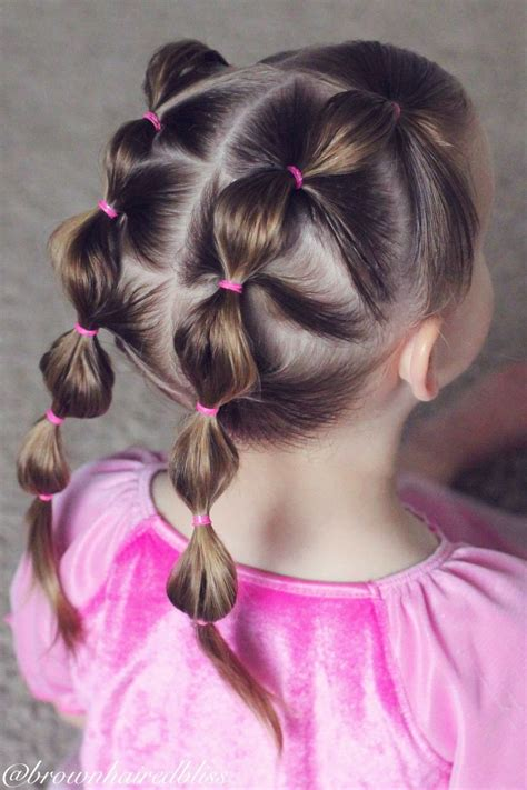 Hairstyles For Toddlers With Hair by 25 Best Ideas About Kid Hairstyles On Braids