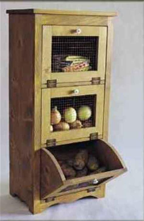 diy fruit  veggie storage ideas