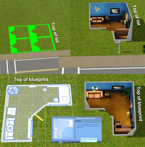 blueprint maker mod the sims blueprint maker updated 08 17 2013