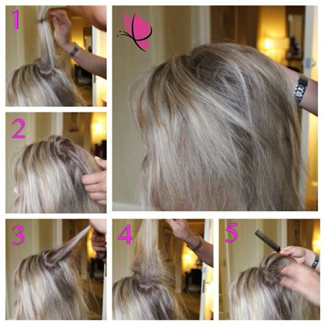 volume on crown of head 1000 ideas about backcombed hair on pinterest big