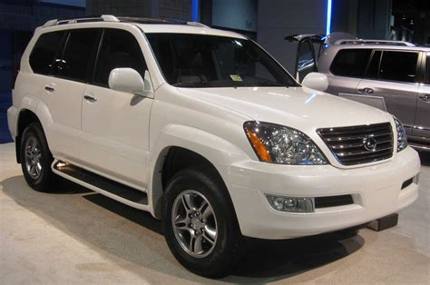 2006 lexus gx 470 information and photos momentcar