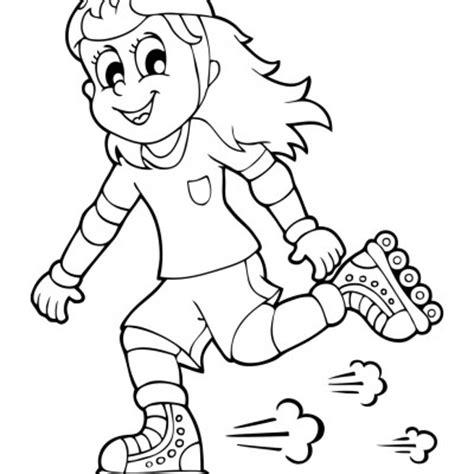imagenes de niños jugando stop para colorear dibujos de nia para colorear perfect dibujo de nia con