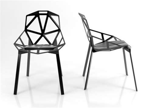 chair one chair one 3d model magis