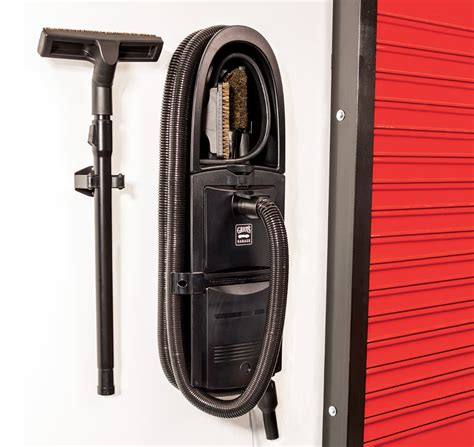 Wall Mounted Garage Vacuum Cleaner by Wall Mounted Garage Vac By Griot S Garage Choice Gear