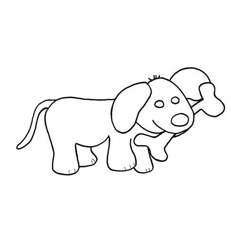 imagenes para colorear un perro dibujos de perros para colorear aprender a dibujar