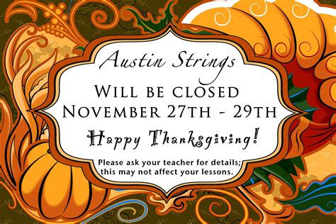 closed for the holidays sign free download