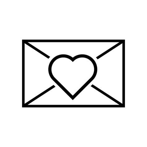 envelope pattern png fine heart envelope template photos resume ideas www