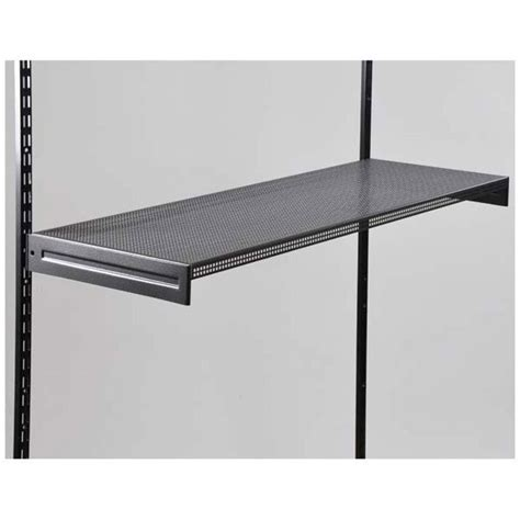steel shelf for slot the display centre