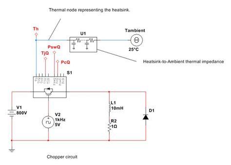 heat sink in power lifier heatsink temperature monitor circuit 28 images