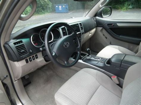 2008 Toyota 4runner Interior Find Used 2008 Toyota 4runner Sr5 4wd Exterior Taupe