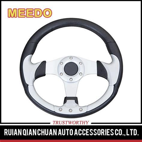 Steering Wheel Material Eco Friendly Reclaimed Material Custom Steering Wheel