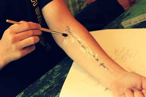 how to make sharpie tattoos last you tattoos and piercings