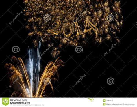 formal greetings for happy new yearr happy new year 2014 fireworks stock illustration image 35909474