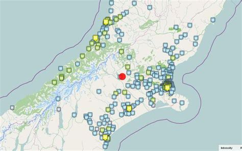earthquake yesterday nz quake hasn t had impact on alpine fault radio new