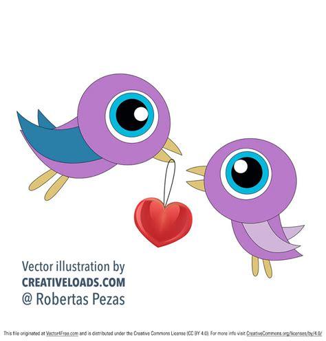 free vector free two bird vectors