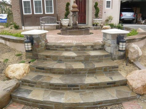 entryways steps and courtyard san marcos ca photo