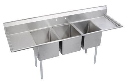 warewashing must be done in a 3 compartment sink sinks drainboards commercial kitchen warewashing culinex