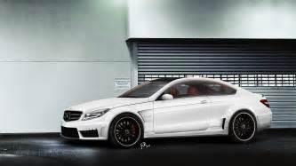 Mercedes Dealers Mercedes Ce63 Amg Concept Render